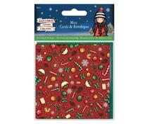 Gorjuss Christmas Mini Cards & Envelopes (GOR 150900)