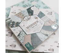 First Edition Arctic Wonder 6x6 Inch Paper Pad (FEPAD241X21)