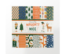 Dovecraft Naughty or Nice 8x8 Inch Paper Pack (DCPAP186X21)