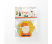 Dovecraft Naughty or Nice Character Toppers (DCTOP208X21)