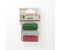 Dovecraft Naughty or Nice Twine (DCTWN016X21)