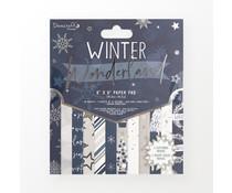 Dovecraft Winter Wonderland 6x6 Inch Paper Pad (DCPAP184X21)