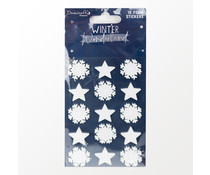 Dovecraft Winter Wonderland Foam Stickers (DCSTK119X21)