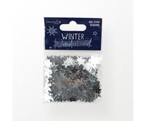 Dovecraft Winter Wonderland Sequins Stars (DCSEQ016X21)