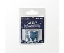 Dovecraft Winter Wonderland Washi Tape (DCWST026X21)