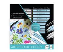 Spectrum Noir Colour Creations Kit Artist Collection (SN-CCRE-ARTC)
