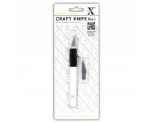 Xcut No. 1 Craft Knife (Kushgrip) (XCU 255100)