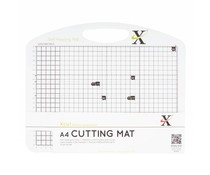 Xcut A4 Self Healing Duo Cutting Mat - Black & White (XCU 268431)