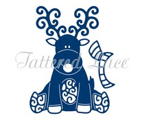 Tattered Lace Baby Reindeer (D889)