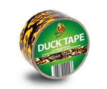DuckTape Roll Burnin' Flames 48 mm x 9,1 m (100-09)