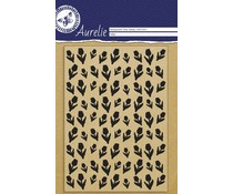 Aurelie Tulips Background Clear Stamp (AUCS1021)