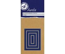 Aurelie Stitched Rectangle Mini Nesting Die (AUCD1031)