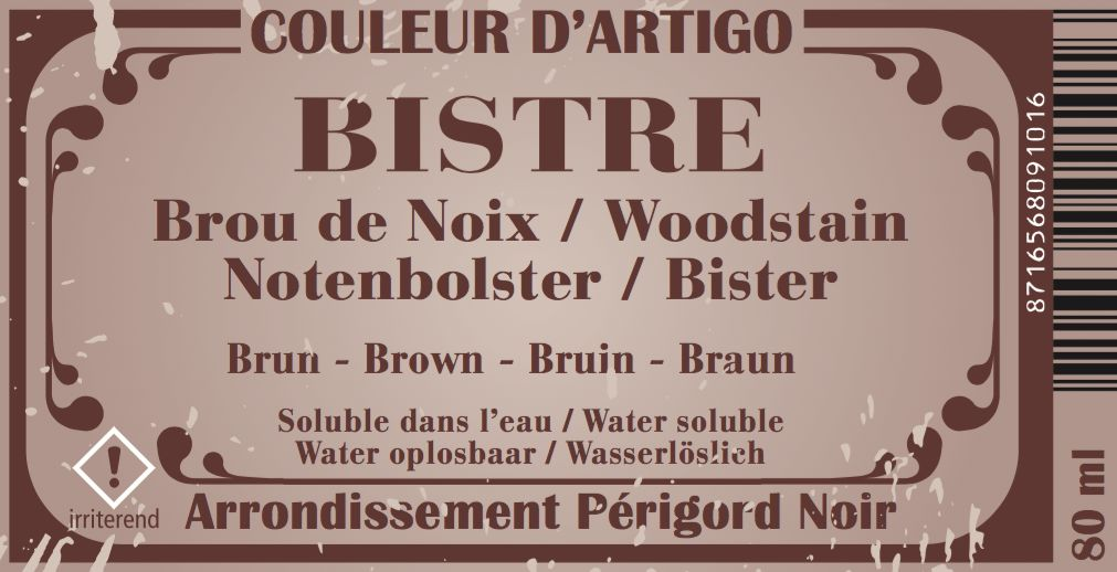 Bistre Brown 80 ml (4233002) - Craftlines