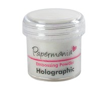 Papermania Embossing Powder (1oz) - Holographic (PMA 4021002)