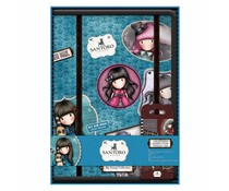Gorjuss Collectable Rubber Stamp Storage Case - Santoro (Includes No. 1 Ruby Stamp) (GOR 907300)