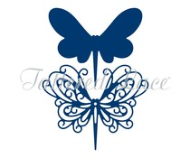 Tattered Lace Charisma Cute Critters Butterfly (D1394)