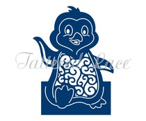 Tattered Lace Christmas Cuties Penguin (ETL152)