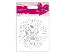 Papermania 2mm Adhesive Stones (424pcs) - Silver (PMA 351609)