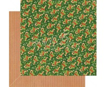Graphic 45 Candy Cane Wishes 12x12 Inch 25 pc. (4501405)
