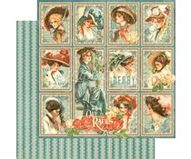 Graphic 45 My Fair Lady 12x12 Inch 25 pc. (4501454)