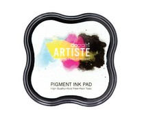 Docrafts Pigment Ink Pad - White (DOA 550106)