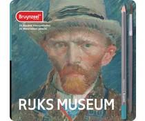 Bruynzeel Grote Meesters 24 Aquarelpotloden Van Gogh (5701M24)