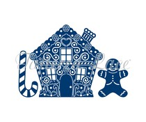 Tattered Lace Gingerbread House (ETL156)