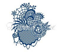 Tattered Lace Goldwork Lace Web (ETL436)