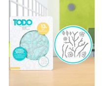 TODO Die Template Set Cherry Blossom Branch (21530)