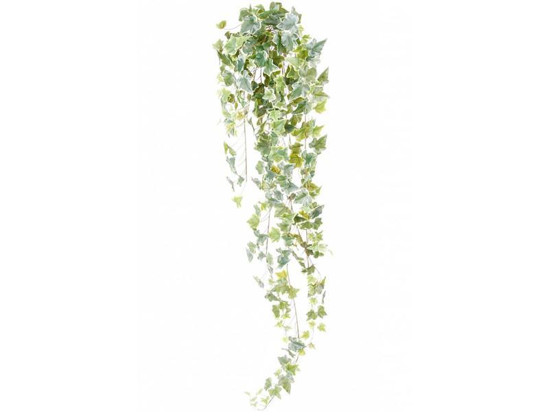Kunst hangplant bonte klimop 120cm