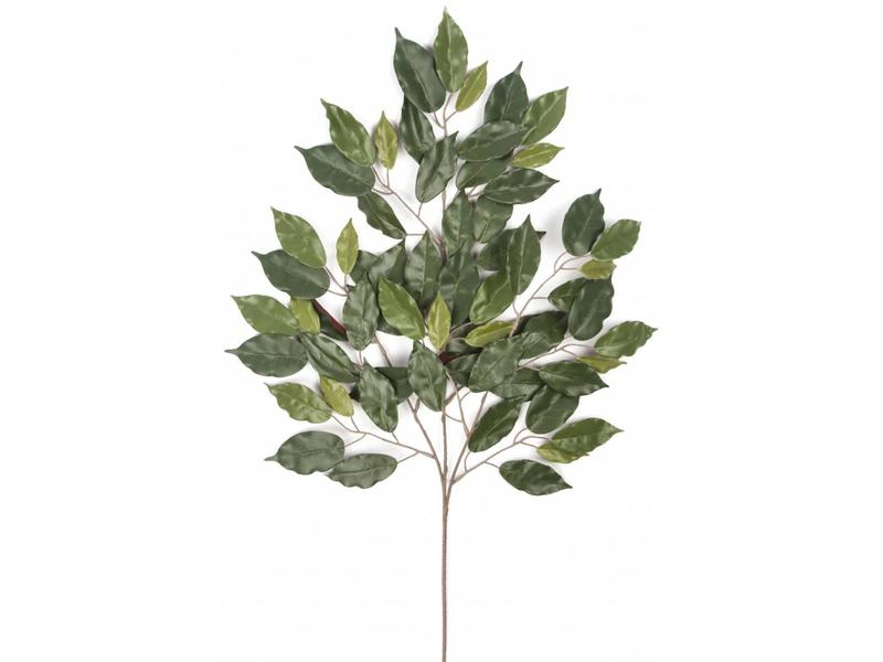 Kunsttak Ficus brandvertragend 40 cm