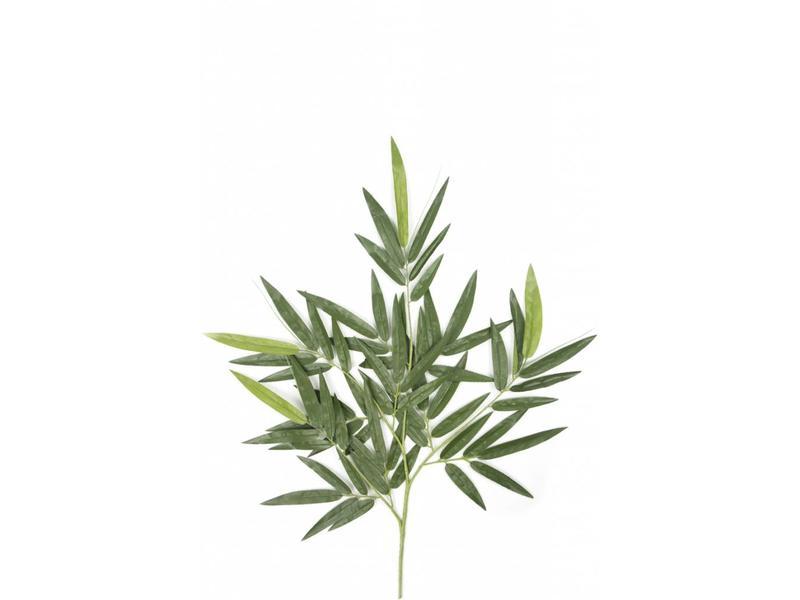 Kunst bamboe tak  brandvertragend 90 cm