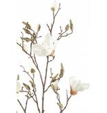 Kunst Magnolia tak wit 105cm