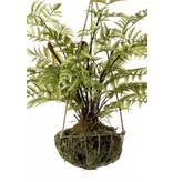 Kunst varen hangplant 45 cm