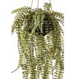 Kunst varen hangplant 95cm