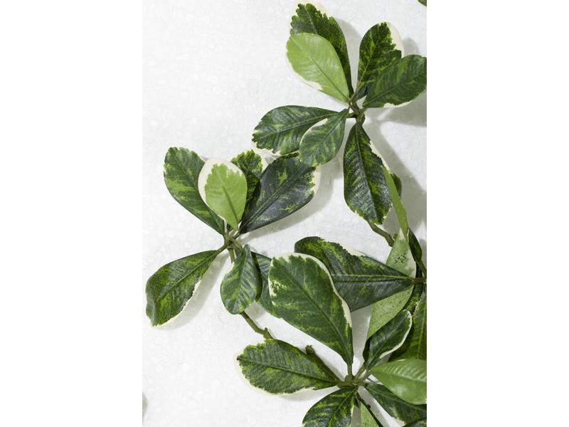 Kunst olijftak bont 65 cm