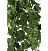 Kunst klimop hangplant 125cm brandvertragend
