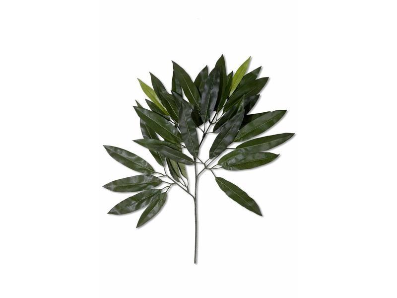 Kunstblad mango 60cm