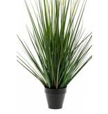 Kunst grasplant Alopecurus 90 cm in pot