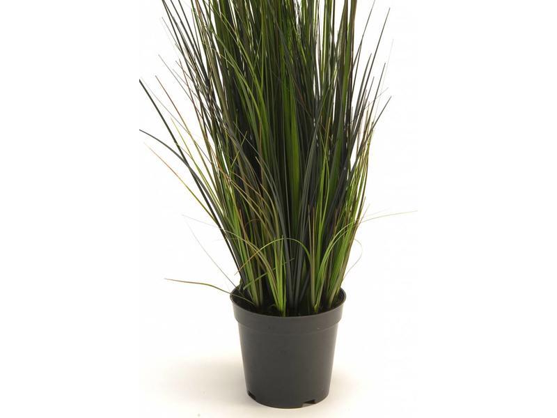 Kunst grasplant 60 cm in pot