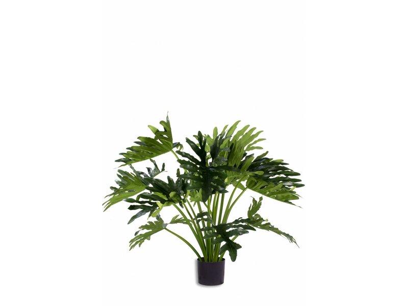 Kunstplant Philondendron 90 cm