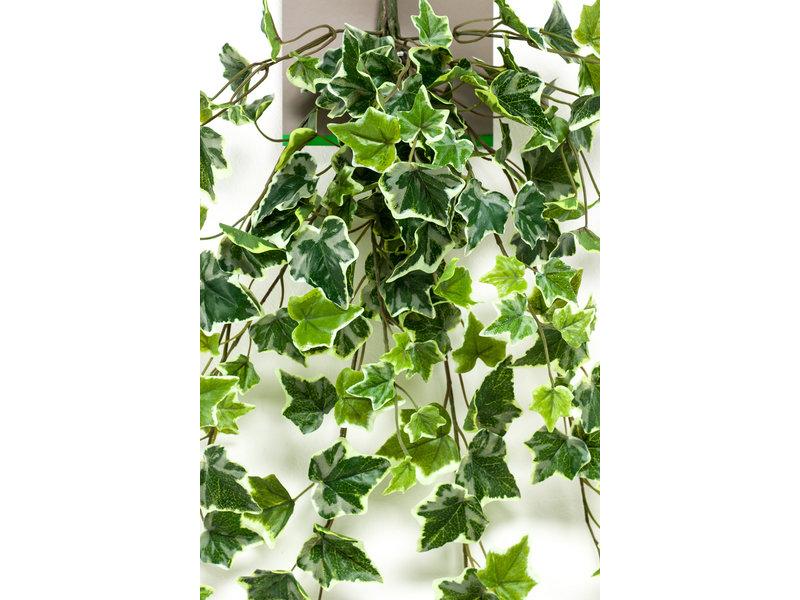 Kunst Ivy hangplant bont 70cm