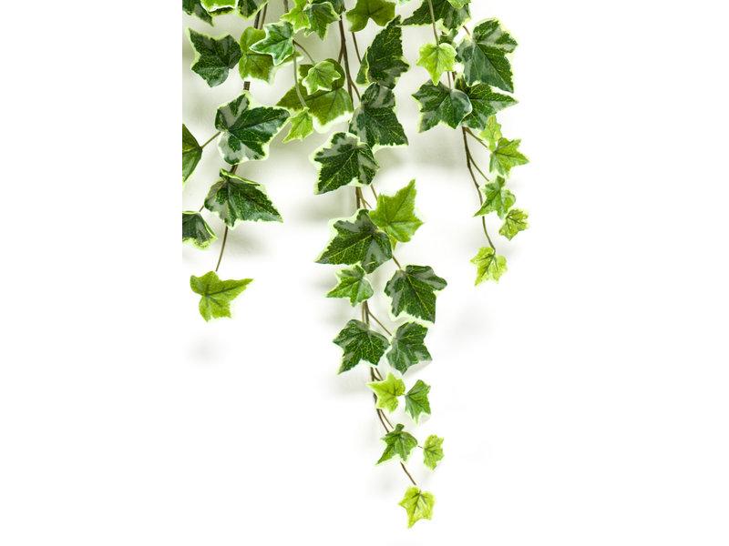 Kunst Ivy hangplant bont 70 cm