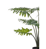 Kunstplant Philodendron  80 cm