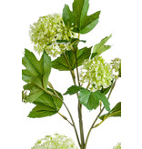 Kunstbloem Viburnum tak 75cm