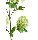 Kunstbloem Viburnum tak 75 cm