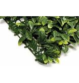 Kunsthaag mat Prunus 50x50 cm UV