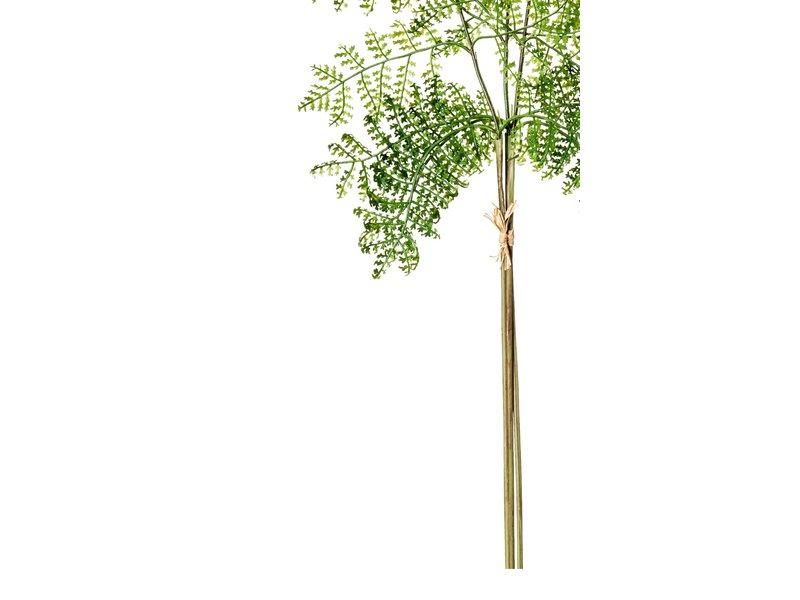 Kunsttak jungle varen 58 cm