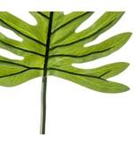 Kunstblad Philodendron 100 cm