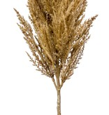 Kunst Pampas gras beige 115cm
